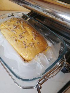 Cuisson basse température dans une ambiance vapeur douce d'un pain de mie aux graines de tournesol