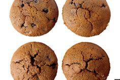 Marvelously Moist Gluten-free Chocolate Muffins