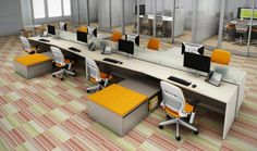 The key to navigating the transition from a workspace of individual offices to an open, collaborative environment is providing employees with the choice of space. Different people work better in different settings, and different work demands different environments.