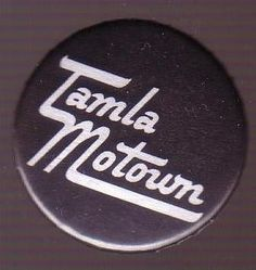 Button - Tamla Motown