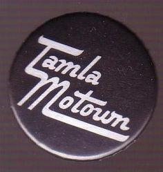 Button - Tamla Motown