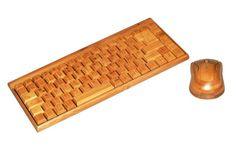 Bambootech plastikfreie Tastatur und Maus aus Bambus | Utopia.de
