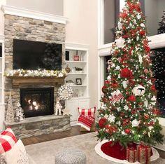 Christmas Decorations For The Home, Christmas Home, Holiday Decor, Decorating, Home Decor, Decor, Decoration, Decorations, Dekoration