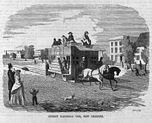Streetcars in New Orleans - Wikipedia, the free encyclopedia