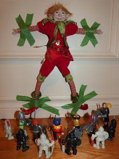 Christmas Crafts, Christmas Decorations, Xmas, Holiday Decor, Holidays And Events, Elves, Elf On The Shelf, School, Bullshit
