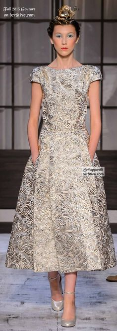 Schiapparelli Couture Fall 2015-16