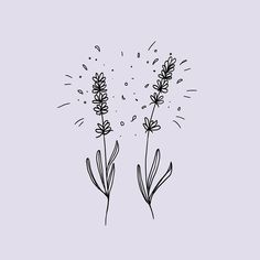 """lavendexr: """" I've changed my url to lavendexr (previously willremainsilent)! I did not like my previous url so it was just a matter of time until I change it and here we are. I also made a new icon for it and everything (going for the lavender. Bullet Journal Ideas 2018, April Bullet Journal, Bullet Journal Inspiration, Flower Art Drawing, Lavender Aesthetic, Stick N Poke Tattoo, Aesthetic Drawing, Cute Wallpaper Backgrounds, Botanical Illustration"""