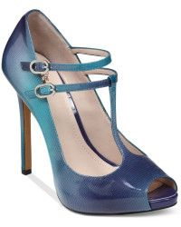 Vince Camuto | Carlii T-Strap Mary Jane Pumps |  Lyst