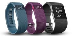 Fitbit announces the Charge Charge HR and Surge activitytrackers - It must be Fitbit day at The Gadgeteerbecause earlier this morning Janet showed us a fancy ladies pendant and bracelet holder for the Fitbit Flex activity tracker and