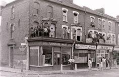 Brixton Riots 1981 Saturday on April 10. At around 17:15