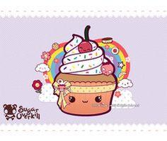 kawaii Strawberry Milk panda by ~miemie-chan3 on deviantART