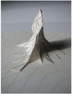 veev design     field rupture     design     laser cut     architecture     model
