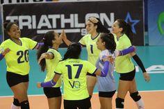 Estación Voleibol: VOLEIBOL FEMENINO