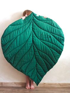 Your house to purchase and promote all issues handmade - Decor Ideas Blue Spruce, Baby Leaf, Diy Tapis, Handgemachtes Baby, Coin Couture, Diy Gifts For Him, Baby Pillows, Perfect Gift For Her, Spring Green