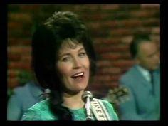 Loretta Lynn - You Ain't Woman Enough (To Take My Man)  ;)