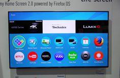 Panasonic - Firefox OS