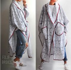 Modest Fashion Hijab, Modesty Fashion, Abaya Fashion, Summer Fashion Outfits, Couture Fashion, Runway Fashion, Fashion Dresses, Iranian Women Fashion, Coats For Women