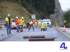 En Grupo ALSA, damos mantenimiento a autopistas. LA MEJOR CONSTRUCTORA DE VERACRUZ. El desgaste de las autopistas se da tanto por el tráfico en ellas, como por las condiciones climáticas. En nuestra constructora, realizamos las obras necesarias para mantenerlas en óptimo estado. Le invitamos a visitar nuestra página en internet www.grupoalsa.com.mx, para conocer más acerca de los proyectos que hemos realizado. #ConstructoraVeracruz