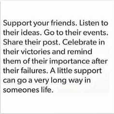 "I always support people. Always. A lot of people who call me ""friends"" don't even own a bottle of Queens wash, lol. Strangers supported me before a lot of ""friends"". Always support your friends and family (and random people with good energy) from the beginning. Don't wait until they become popular to support. Be genuine... + to all my people grinding, be your own support system. Don't wait for someone to give you validation. You'll be waiting forever. Take initiative and believe in yourself."