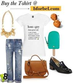 "*NEW*+on+the+BforBel+Shop:+""Hangry""+T-shirt"