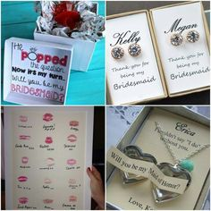Love the kissing board to give to bride as a gift from bridesmaids