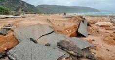 La destrucción que asola San Antonio del Sur (Guantánamo) tras el paso de Matthew (+FOTOS)