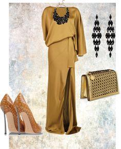 """dress"" by valentinajoanna on Polyvore"