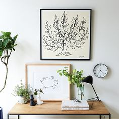Gallery Wall, Sketches, Living Room, Frame, Interior, Display Ideas, Home Decor, Decoration, Board