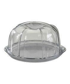 Look what I found on #zulily! Deluxe Bundt Cake Keeper by Nordic Ware #zulilyfinds