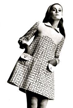 1960's fashion - ungaro