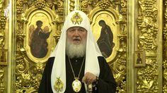 Проповедь Патриарха Кирилла в канун празднования Собора преп. Оптинских ...