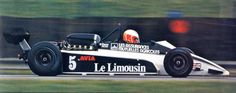 Pierre Petit, March 842 BMW / Heini Mader Racing Components, Onyx Race Engineering.