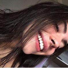 Pin on Aesthetic. Pin on Aesthetic. Piercings Bonitos, Spiderbite Piercings, Septum Piercing Jewelry, Peircings, Smiley Piercing, Girls With Nose Piercing, Double Nose Piercing, Monroe Piercings, Percing Septum