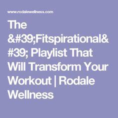 The & Playlist That Will Transform Your Workout Penguin Random House, Playlists, Motivate Yourself, Healthy Habits, Encouragement, Wellness, Goals, Workout, Motivation