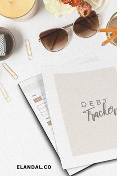 Printable Debt Tracker - Budgeting Log for Tracking and Organizing Debt Repayments, Credit Card Bills, Student Loans and Spending Bullet Journal Key Examples, Freedom Video, Debt Tracker, Debt Repayment, Financial Planner, Savings Plan, Free Tips, Budget Planner, Debt Free