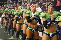 Ladies Football League, Female Football Player, American Football League, Football Girls, Sport Football, Lfl Players, Lingerie Football, Rugby Sevens, Legends Football