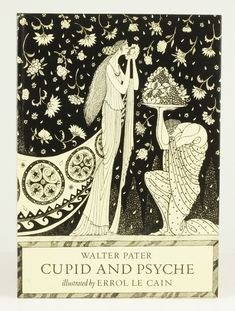 ''Cupid and Psyche'' by Errol LE CAIN. Would be a lovely bookplate