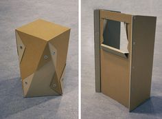 mobiliari cartró #kids