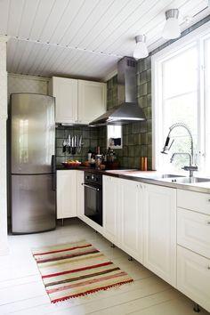 Kitchen, I want this fridge.