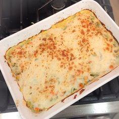 Alerta de #Receta! Esta torta de coliflor vegetariana (perfecta para la semana santa) es alta en fibra, vitaminas, minerales, baja en carbohidratos y te dejará satisfecho por muchas horas. ¡Si eres amante de las tortas o pastelones, esta receta saludable te va a encantar! Torta De Coliflor en www.JudithDuval.com/cuerpo Yummy Vegetable Recipes, Healthy Recipes, Bon Appetit, Food And Drink, Dinner, Vegetables, Eat, Cooking, Ethnic Recipes