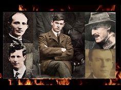 Michael Collins Part 4 1919 June to September - YouTube Michael Collins, Documentaries, Ireland, Irish, September, History, Youtube, Art, Art Background
