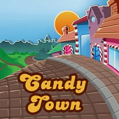 Candy Crush Saga First Episode - Candy Town is here