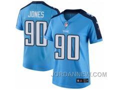 http://www.jordannew.com/womens-nike-tennessee-titans-90-daquan-jones-limited-light-blue-rush-nfl-jersey-super-deals.html WOMEN'S NIKE TENNESSEE TITANS #90 DAQUAN JONES LIMITED LIGHT BLUE RUSH NFL JERSEY SUPER DEALS Only $23.00 , Free Shipping!