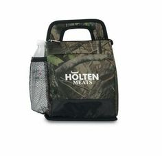 Forest Camo Delight Lunch Cooler
