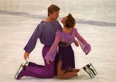 In 1984, British ice dancers, Jayne Torvill and Christopher Dean, won the Olympics. They performed a free dance program that received nine perfect 6.0 scores. Ice dancing changed after Torvill their win.