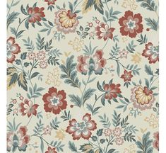 Midbec Lyckebo (Tapethandeln.se) Swedish Wallpaper, Flowery Wallpaper, Photo Wallpaper, Textures Patterns, Print Patterns, Easy Up, Image Hd, Boutique Deco, Traditional Wallpaper