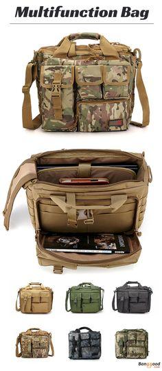 Camouflage Messenger Bag MenS Bag Casual Pocket Outdoor Sports Shoulder Bag Unisex Messenger Bag,B