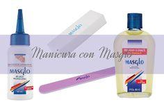 Los pasos para conseguir una manicura perfecta! #masglo #blogger