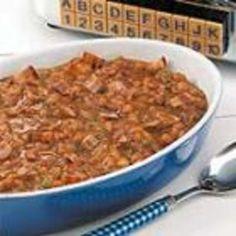 Bebop Baked Beans