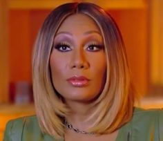 Towanda Braxton ; I want my hair like this!!